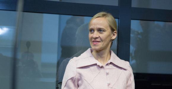Su N.Puteikio partija kaunietė E.Kručinskienė ketina žygiuoti į Seimą