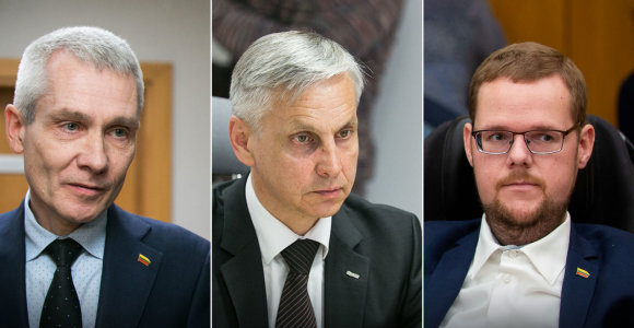 """Buvę LVŽS frakcijos nariai: """"valstiečiai"""" pasipriešino R.Karbauskiui, jo autoritetas susvyravo"""
