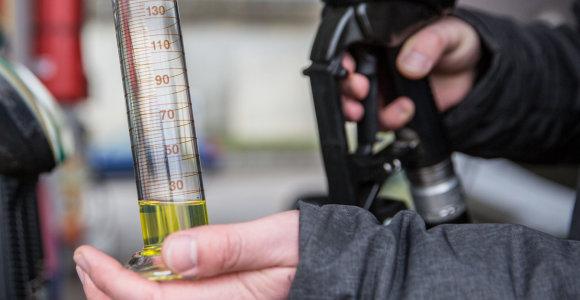 Estija planuoja mažinti dyzelino akcizą