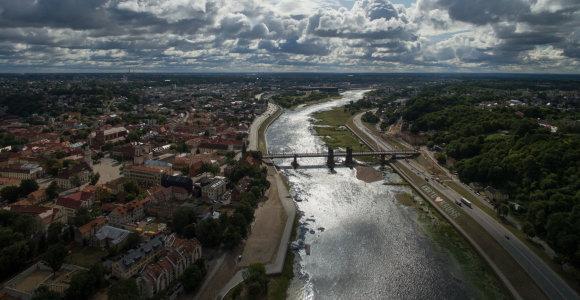 Testas: kurios iš šių 20-ies Lietuvos upių įteka į Nemuną?