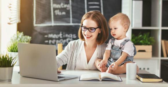 Sėkminga karjera ir darni šeima: ar įmanoma turėti abu
