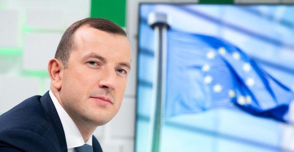 Europos Komisija su V.Sinkevičiumi patvirtinta: ką ji žada Lietuvai