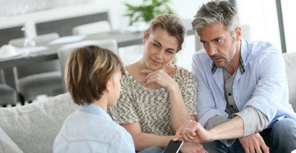 5 pasižadėjimai, kurie padės tapti geresniais tėvais