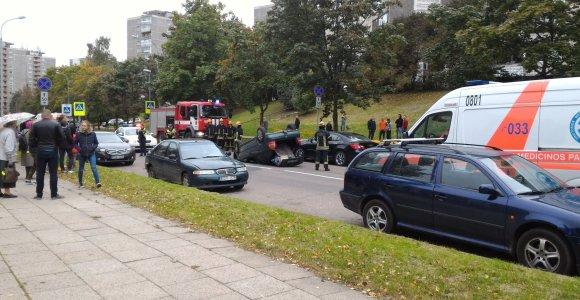 Nukentėjusieji dėl neatidaus vairavimo – viso rajono gyventojai