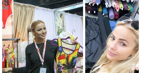 Goda Alijeva ryžosi naujam karjeros iššūkiui: kurs drabužius cirko artistams