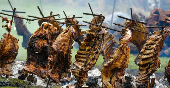 Kovai su klimato kaita siūlo kanibalizmą: ar tikrai?