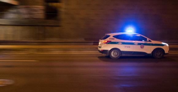Vilniaus rajone per pusvalandį dvi avarijos pareikalavo trijų gyvybių