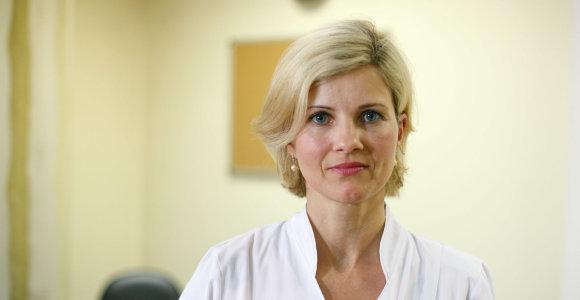 Kauno respublikinei ligoninei vadovauti pradėjo D.Žaliaduonytė