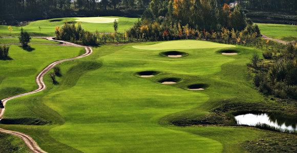 Europos lygio golfo turnyre Vilniuje – pasaulinio reitingo žaidėjai