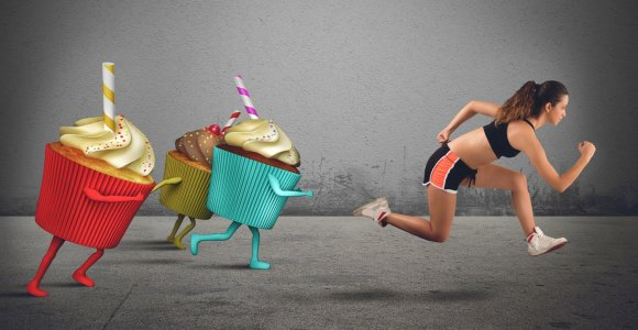 Kokias klaidas darome valgydami ir sportuodami, kai norime numesti svorio? Trenerės patarimai
