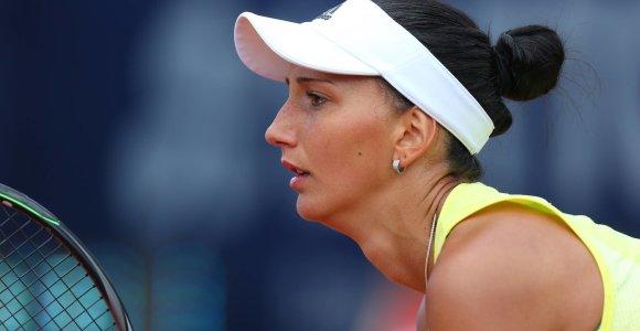 Dėl sutartų mačų Bulgarijos tenisininkė diskvalifikuota visam gyvenimui