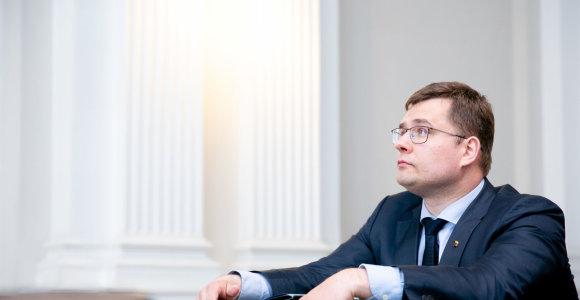 """L.Kasčiūnas apie I.Degutienės liudijimą prokurorams """"MG Baltic"""" byloje: man buvo šokas"""