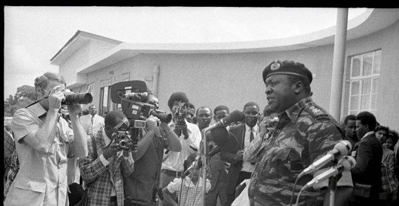 Ugandos skerdikas: pamatykite, kaip atrodė gyvenimas Ugandoje valdant diktatoriui Idi Aminui