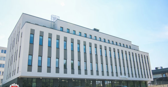 Vilniaus rajono policija keliasi į naujas patalpas Antakalnyje