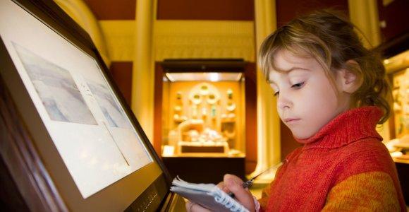 Muziejai, kuriuose būtina apsilankyti su vaikais dar šią žiemą