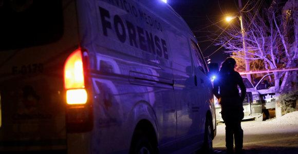 Meksikoje per didelę avariją žuvo 21žmogus