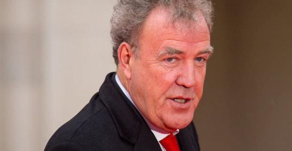 Britų televizijos žvaigždė J.Clarksonas Sakartvele kuria laidą apie J.Staliną
