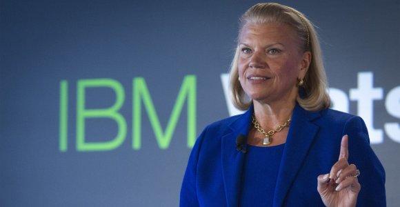 """IBM ketina už 34 mlrd. dolerių pirkti """"Red Hat"""""""