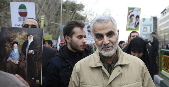 Vidurinių Rytų problema: ką suprato JAV nužudytas generolas Qasemas Soleimani?