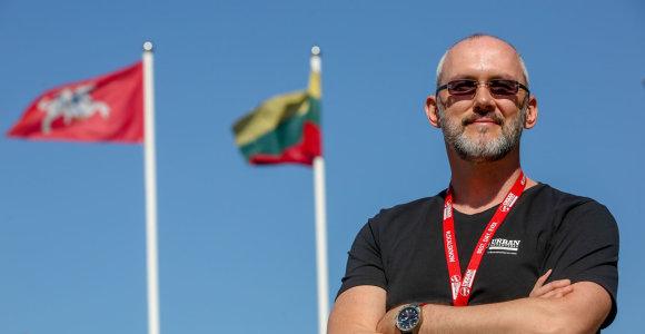 Išskirtinius turus rengiantis K.Lukoškinas: svečiai Lietuvoje domisi ir savo šaknimis, ir psichiatrijos ligonine