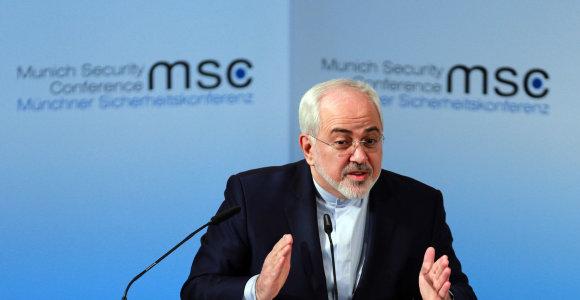 Iranas įspėja, kad gali pasitraukti išBranduolinio ginklo neplatinimo sutarties