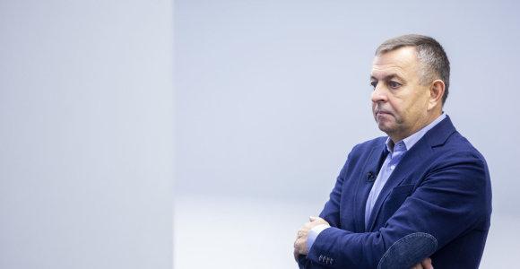 Buvęs Vilniaus meras V.Navickas su komanda pašalintas iš rinkimų