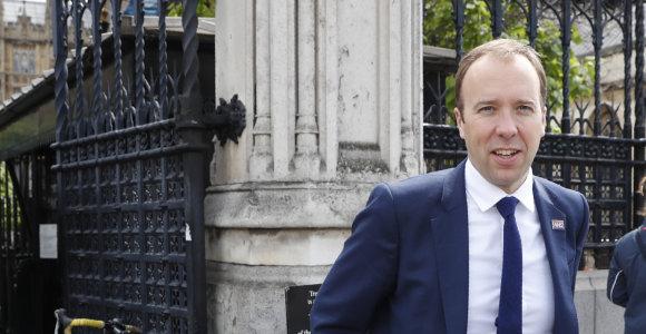 Pretendentų į Jungtinės Karalystės premjero postą sumažėjo iki šešių