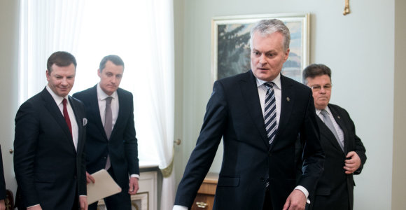 Derybos dėl ES biudžeto – egzaminas G.Nausėdai: kuo pavėluotas susirūpinimas gresia Lietuvai