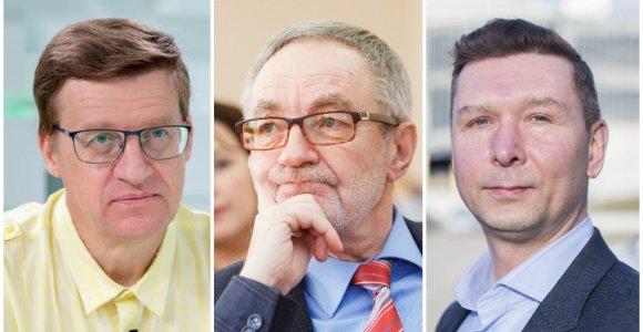 G.Nausėdos 100-dienį įvertino buvę rinkimų bendražygiai: yra, kas nuvylė