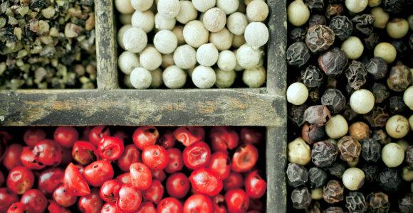 Pipirų nauda: padeda išvengti vėžio, cukrinio diabeto ir lieknina