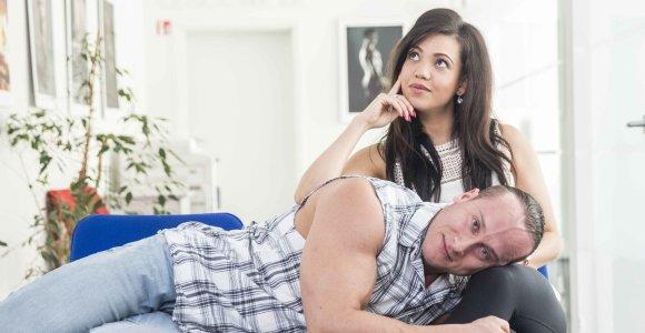 Dienos klausimas: Kokie vyrai moterims yra patys patraukliausi?
