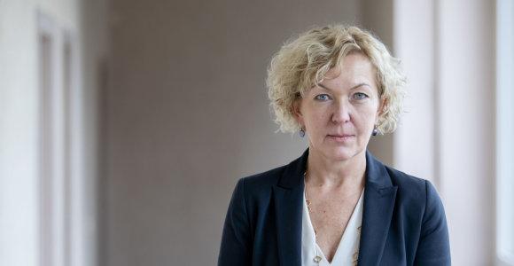 """Teisėjų tarybai vadovaus laikinoji LAT pirmininkė S.Rudėnaitė: """"Kai gaunu iššūkių – atrandu ir jėgų"""""""