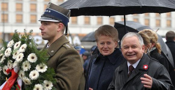 10 Dalios Grybauskaitės prezidentavimo metų. Sugadinti ir vėl gaivinti santykiai su Lenkija: kas dėl to kaltas?