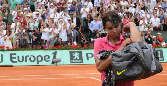 """Paryžiaus staigmenos: didžiausių """"Roland Garros"""" siurprizų penketukas"""