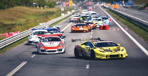 """Abejonių neliko: """"Aurum 1006 km lenktynės"""" įvyks, tačiau dėl karantino bus kitokios"""