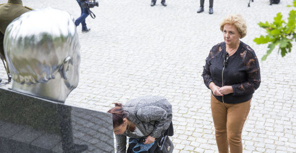 Teismas atmetė K.Brazauskienės ieškinį dėl 113 tūkst. eurų už nesumokėtą rentą