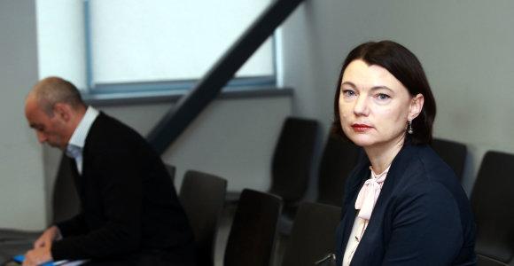 Buvusi prokurorė lieka kalta dėl kyšininkavimo: palankaus sprendimo kaina – 10 tūkst. eurų