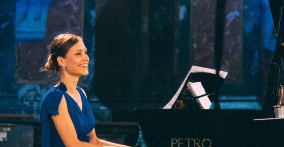 """Pianistė Ieva Dūdaitė nominuota """"Opus Klassik 2020"""" premijai"""