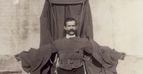"""Nuo parašiuto iki """"Novičiok"""" dujų: 13 išradėjų, kuriuos pražudė jų pačių išradimai"""