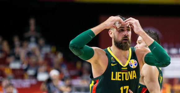 Nesėkmingo čempionato kaina: FIBA reitinge Lietuvos rinktinė smuko žemyn