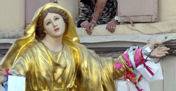 Kaune apvogtos Šv.Mergelės Marijos Nekaltojo Prasidėjimo Vargdienių seserys