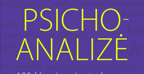 """Atnaujinta ir papildyta Raimundo Milašiūno knyga """"Psichoanalizė"""""""
