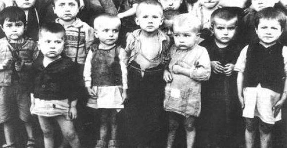 Vaikystės prisiminai: kaip policija vaikydavo žydus, tratėjo ginklai
