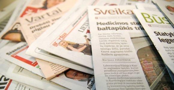 Studija: žiniasklaida vengia kritikuoti įstaigas, iš kurių gavo viešinimui skirtų lėšų