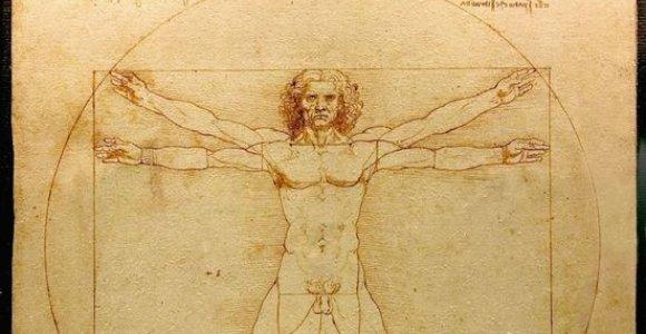 Italijos teismas atmetė bandymą neleisti paskolinti Luvrui garsiojo L.da Vinci piešinio
