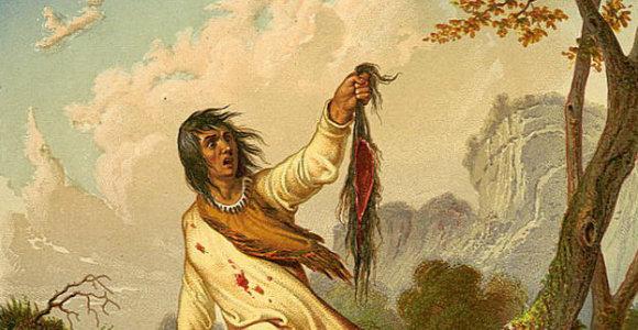 Trumpa skalpavimo istorija: kodėl egzistavo ši praktika, ar visada nuskalpuotieji mirdavo?