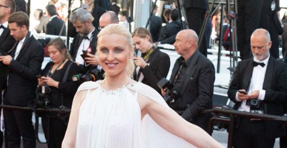 """Marija Lama: """"Kanų kino festivalyje ne tik puikūs filmai, bet ir madų šou"""""""