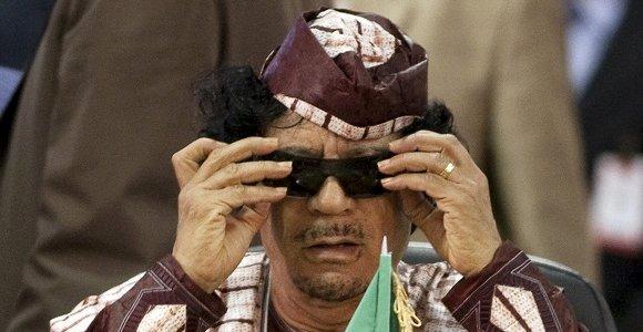 Naujam gyvenimui prikėlė teoriją apie M.Kadhafio mirtį