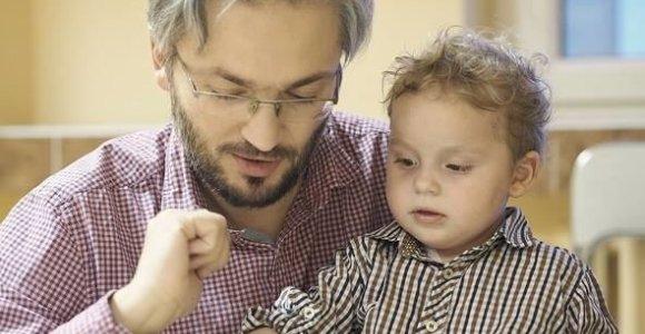 Neįtikėtiną sūnaus Teodoro gelbėjimo operaciją surengęs tėtis: lioviausi bet ko bijoti