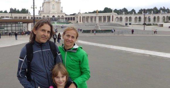 Kristinos Saltanovič gyvenimas Portugalijoje